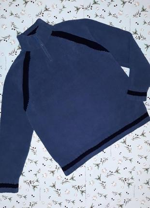 Очень теплый плотный фирменный свитер burton, размер 52-54, большой размер