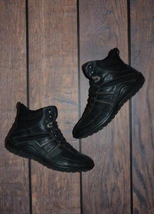 Деми ботинки ecco gore-tex 39 размер