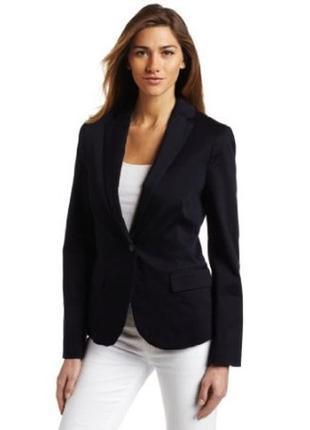 Новый женский классический пиджак на одной пуговице