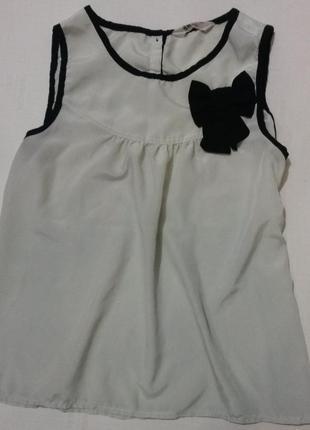 Блуза шифоновая h&m