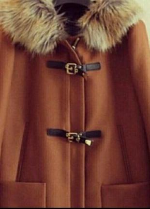 Пальто дафлкот