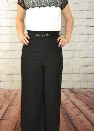 🍇нарядный комбинезон с широкими штанами next! пояс в комплекте!