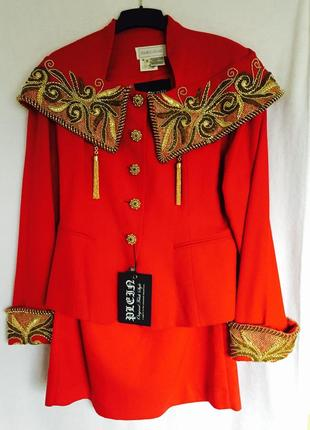 Philipp plein couture шикарнейший костюм