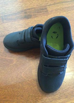 Кожанные кроссовки crocs