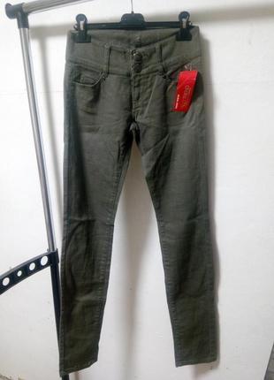 Узкие джинсы размер xxs/32/4