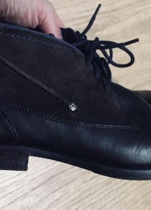 Ботинки туфли bugatti italy скидка
