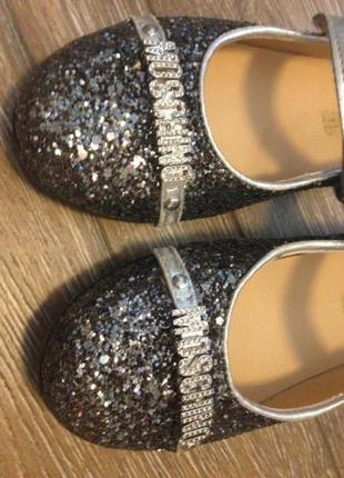 Туфельки на девочку, изумительно красивые!5