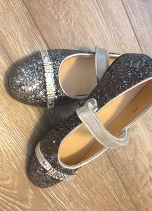 Туфельки на девочку, изумительно красивые!2