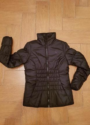 Женская демисезонная куртка puma