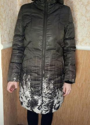 Зимнее пальто daser