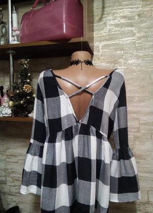 Трендовая блузка из вискозы от primark
