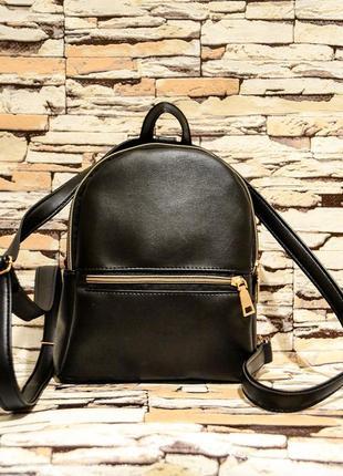 """Подростковый рюкзак """"black night"""". handmade"""