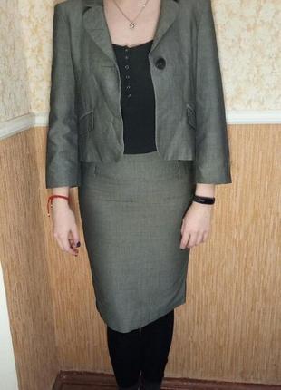 Женский деловой костюм кєllo
