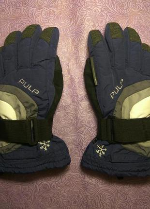 Pulp (m) перчатки (сноубордические) 🌲