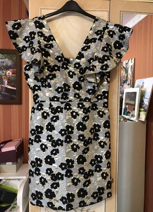 Коктейльное платье из англии