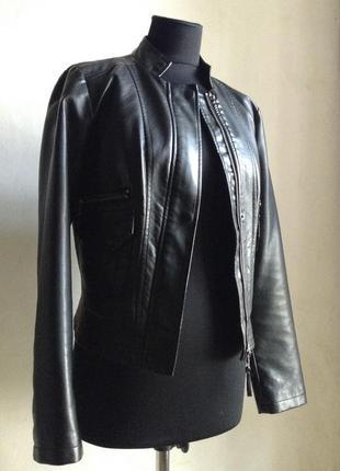 Куртка house, искусственная кожа