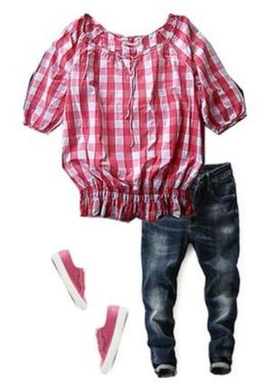 Катоновая блуза размер 46-48