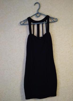 Вечернее мини платье на корпоратив или новый год