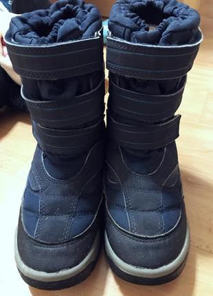 Термо сапоги мембранные ботинки next оригинал 10/28 размер3