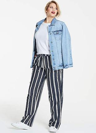 Легкие штаны (вискоза, хлопок,лен)