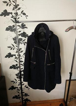 Пальто boyfriend oversize осень-зима