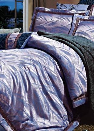 Постельное белье тм вилюта tiare 1808 евро-размер