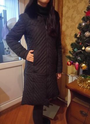 Пальто пуховик куртка ferre