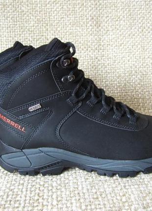 Ботинки кожанные термо оригинал merrell j311538c розмер 44,45