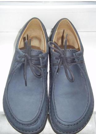 Мужские  замшевые туфли birkenstock 41 размер