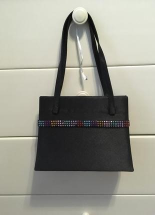Маленькая дамская нарядная выходная вечерняя сумочка/клатч/сумка