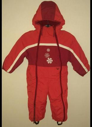 Термо-комбинезон зимний  go sport 92см.