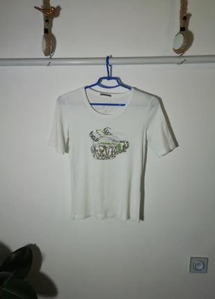 Дизайнерская футболка margittes
