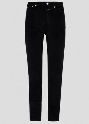 Супер джинсы с велюровым напылением!