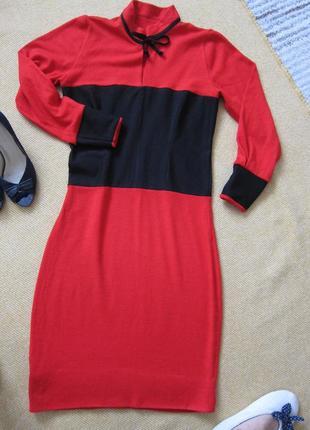 Шерстяне, трикотажне плаття