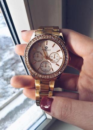 Шикарные часы по приятной цене