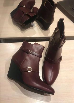 Ботинки,сапоги на платформе от navyboot.(швейцария)