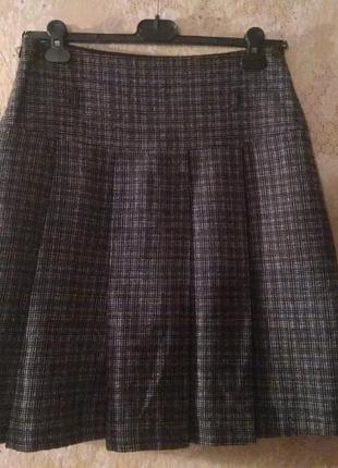 #розвантажуюсь красивая юбочка в складку от популярного бренда