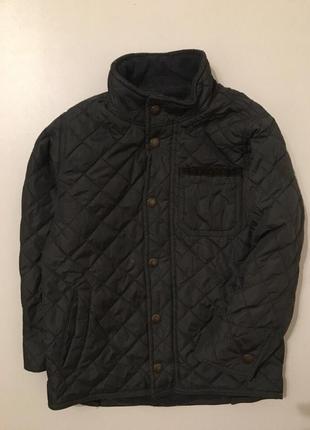 Отличная демисезонная стёганная куртка