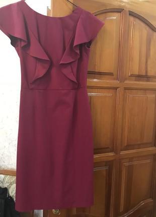 Нарядное платье футляр от vilonna