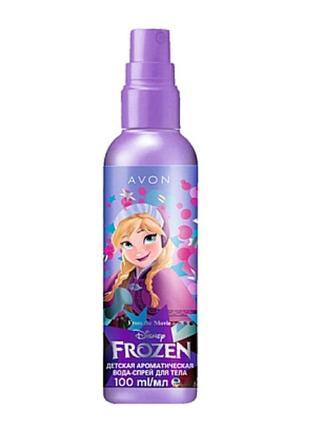 🎉товари аvon за півціни!!! дитячий парфум frozen