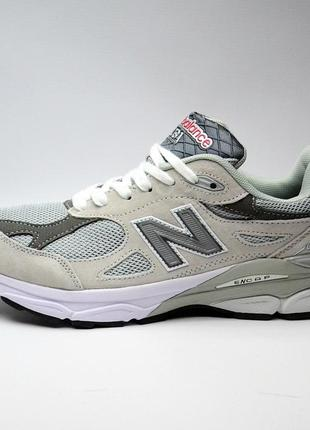 Мужские кроссовки new balance m990 running   walking shoes р.41-44 8066f3fabfb7a