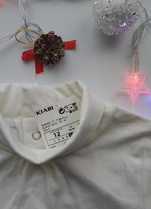 Гольфик водолазка на девочку 12 мес kiabi france3