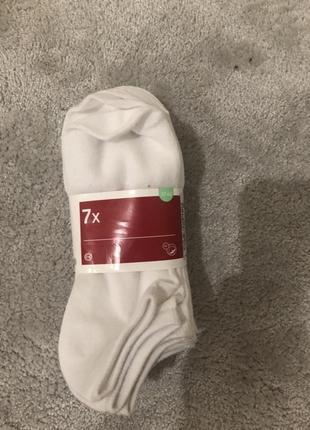 Носки женские c&a размер 37-42