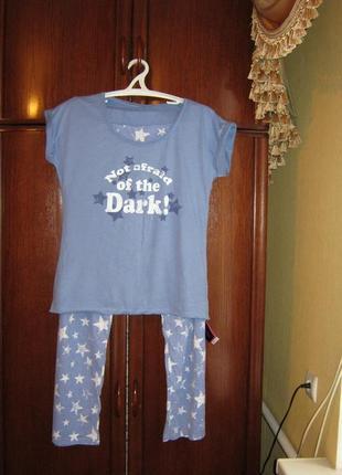 Пижама la senza, 100% хлопок, размер 16/44, новая с этикеткой