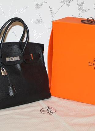 cbd39d022d01 Полный комплект-коробка,пыльник hermes birkin серийный номер кожаная сумка