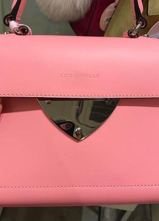 Новая сумка coccinelle b14 mini sorbet
