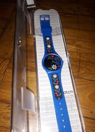 Swatch watches swiss оригинал часы швейцарские новые в коробке