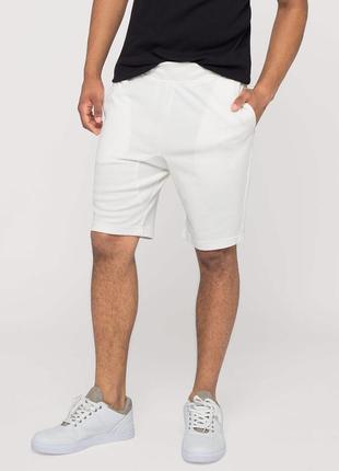 Paolo feretti /белоснежные бриджи/ пляжные шорты мужские р.46-48  м-l