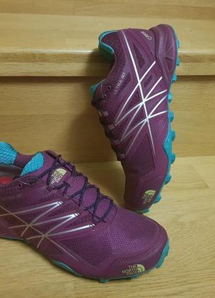 Женские беговые кроссовки the north face women's ultra mt gore-tex trail running shoe