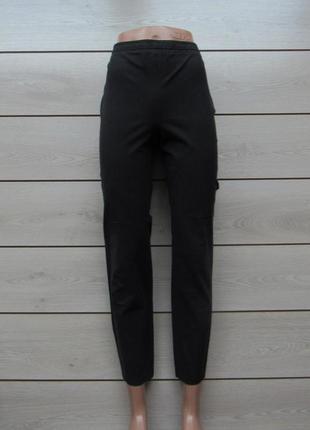 Новогодние скидки!брюки джинсы укороченные от calvin klein р. m/l